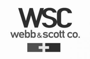 Logo marchio Webb&Scott